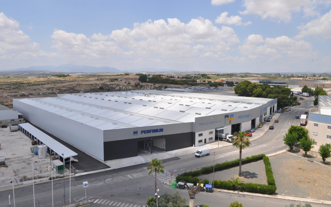 Perfimur increases capacity with two new production lines
